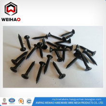 drywall screw phillips bugle head gray phosphated low carbon