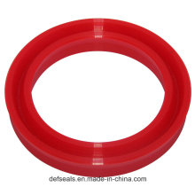 CNC Lathe Cut Polyurethane U-Cup Seals for Presses