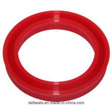 CNC Lathe Cut Polyurethane U-Cup Seals for Presses