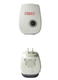 white and black color electric mosquito repeller with blister card