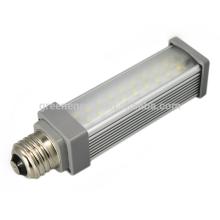 Venta caliente del g24d led luz E27 PLC Lámpara CE aprobó 10 w llevó el proyector 100-240V 120 grados llevó el bulbo del proyector