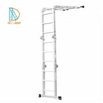 aluminium multi-purpose ladder 4x2,4x3,4x4,4x5,4x6,4x7,4x8,4x9