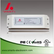 triac dimming driver led 40w 220v IP20 plastic case 500ma led driver