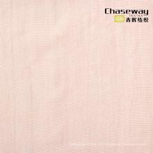 80% Rayon +20 полиэстер Shining Linen Look Бамбуковая совместная ткань