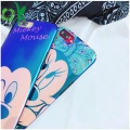 Mikey / Minnie Shape TPU Full-Cover Gulligt Telefonfall
