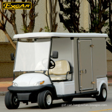 2 seater electric golf cart, electric housekeeping cart, electric hotel buggy