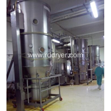 pharmaceutical powder fluid bed granulator