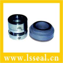 Venta caliente Sello mecánico de una sola cara HFKL606 con múltiples resortes spriral para máquina Lixin