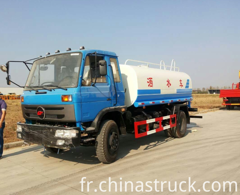 10Ton drinking water truck