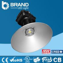 5 años de garantía Luz de la bahía de 100w / 150w / 200w LED alta