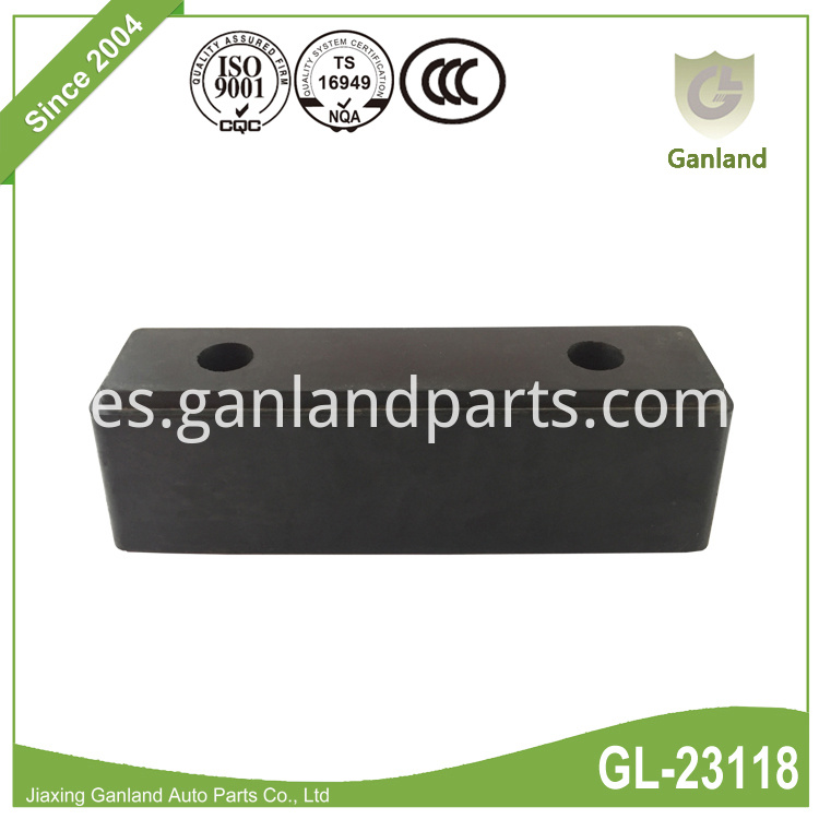 Rubber Molded Dock Bumper GL-23118