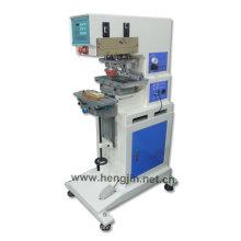 Hengjin Maquinaria de impresión, HP-160A, máquina de impresión de cojín, con la condición de control más barato y fácil
