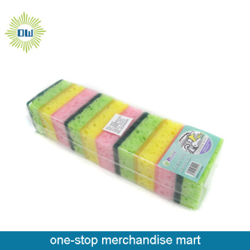 10 PC Kitchen Cleaning Sponge