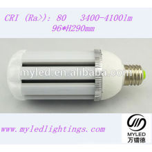 SMD5630 40W E27 lâmpada de milho LED 120degree E40 luz de rua LED
