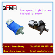 ZMP Series of Low Speed High Torque Hydraulic Motor