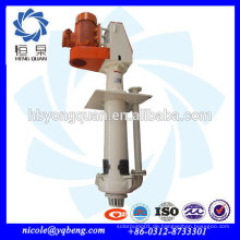 YQ industrielle vertikale sump tauchfähige Entwässerungspumpe