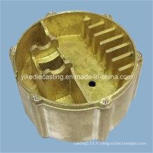 Pièce en laiton d'éclairage à haute pression de moulage mécanique sous pression