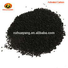 Carbono de columna de carbón de densidad densidad de llenado 0.48g / cm3 para la venta