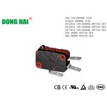 Équipement de bureau Micro Switch électrique Brown