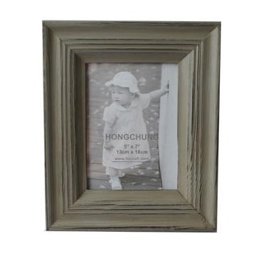 Wooden Photo Frame Corner Decoration