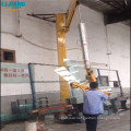 glass loading table machine for glass