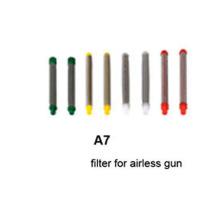 Airless Spray Gun filter color filter