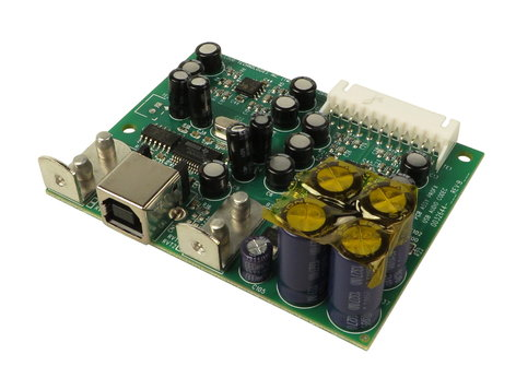 USB Audio Circuit Board