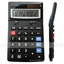 Calculadora de escritório com função de custo-venda-margem (LC227CSM)