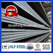 Chapa de acero al carbono galvanizada china en venta