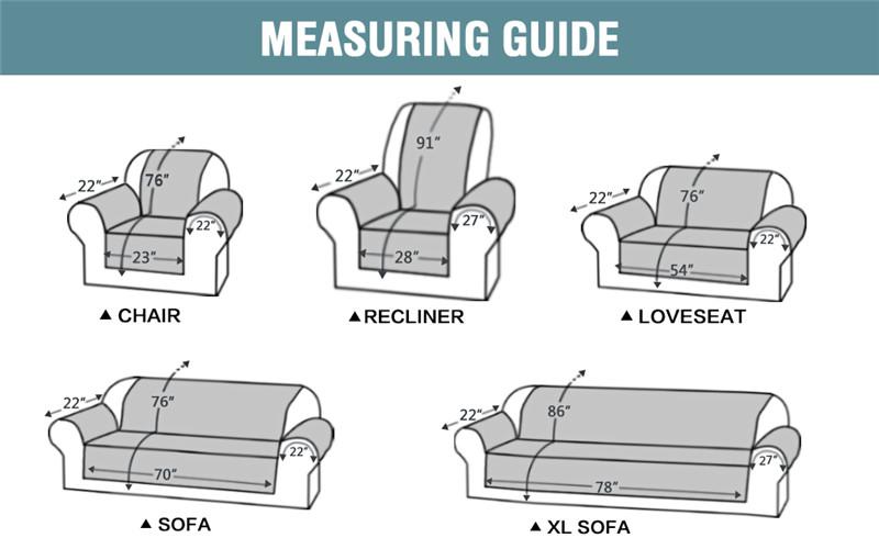 Sofa Size
