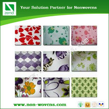 100% cotton floral print fabric for bedding sets home textile