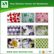 100% хлопок цветочный принт ткани для постельного белья домашний текстиль