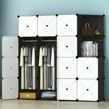 Shoe Rack Cubby Shelving Plastic Storage Cubes Drawer Unit Organizer