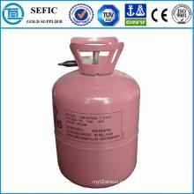 Cilindro de gas desechable de helio de 30 lb (GFP-13)