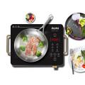 ポータブルノブコントロール+メタルボディーセラミックホブ炊飯器ハンドルとSm  -  Dt212