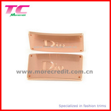 High Quality Custom Logo Metal Label for Clothing