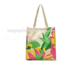Kundenspezifische Qualitätssegeltuch-Einkaufstasche 100% Fabrik China-Lieferant