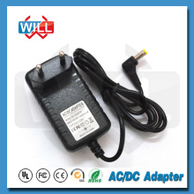 Power adapter switching adapter with European plug