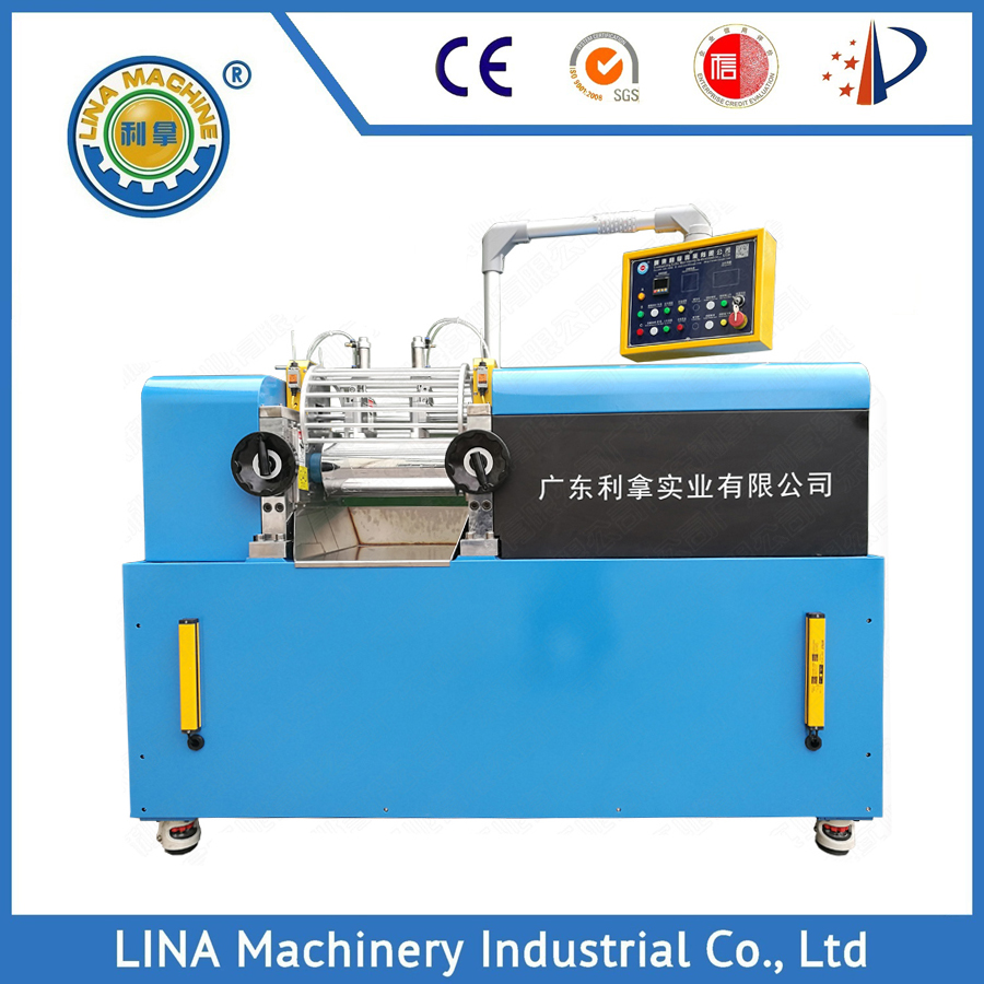 LINA Two Roll Mill