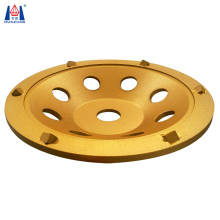 Huazuan PCD Grinding Cup Wheel for Removing Glues Epoxy and Paints