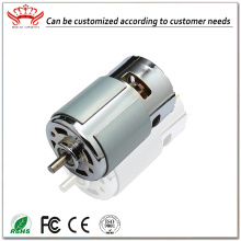 Diy electric drill magnetic dc motor 775 series