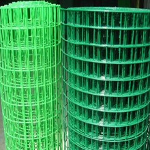 Dilapisi PVC dilapisi Welded Wire Mesh Roll