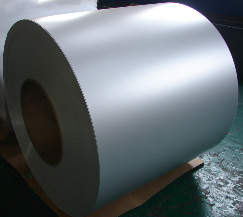 Aluminum Coated Coil Ral Colors 11