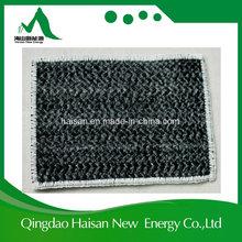 Forro de argila Geosintética Gcl Anti-Seepage para Solução de vedação Forro de aterro