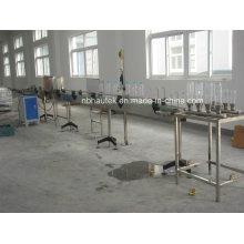 Производственная линия по розливу воды в 1000 бутылок / час