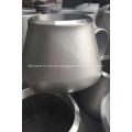 Reductor excéntrico concéntrico de aleación de acero ASTM A234 WP22