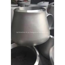 Redutor excêntrico concêntrico ASTM A234 WP22 de liga de aço