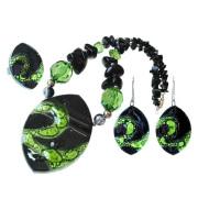 epoxy resin jewelry set jewelry accessory health for body