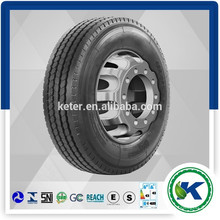 Semi o pneu radial do caminhão dos caminhões / pneus novos de Tbr 11R22.5 pneus 315 / 80r 22.5 o eco transporta o pneu radial do caminhão de KETER semi / pneus novos de Tbr 11R22.5 o KETER do eco dos pneus 315 / 80r 22.5