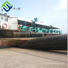 Marine boat salvage tube air balloon Marine Airbags for Marine Projects
